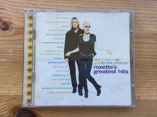 CD ROXETTE GREATEST HITS 1995