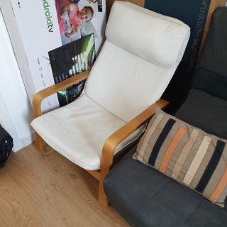 silla / sillón Ikea comodo