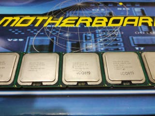 Procesadores Intel Q6600