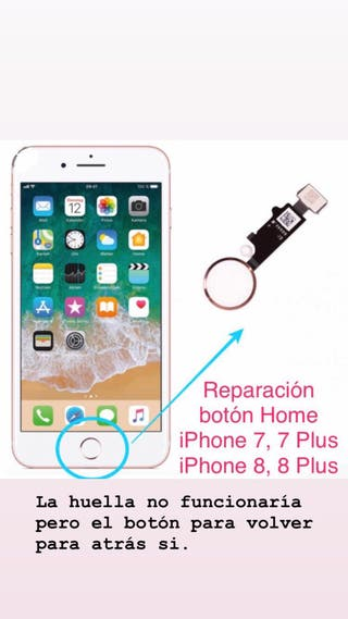 Botón Home iPhone
