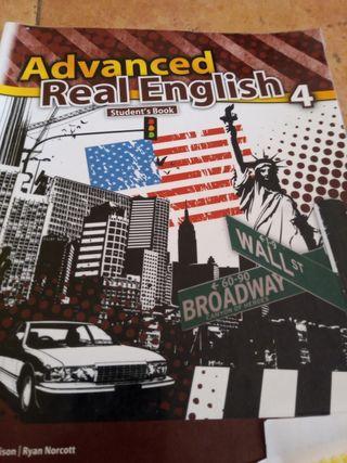 Libro Inglés Advanced 4 eso