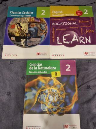 Libros Formación Profesional Básica 2