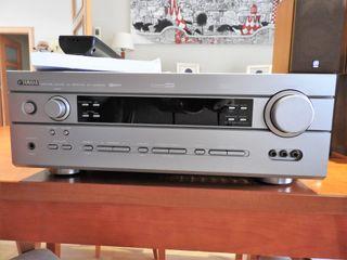 AMPLIFICADOR YAMAHA 6.1 RX-V440RDS CON MANDO Y MAN