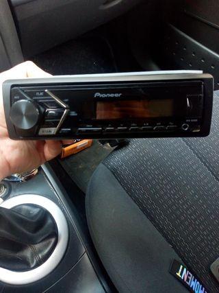venta de frontal radio pioneer