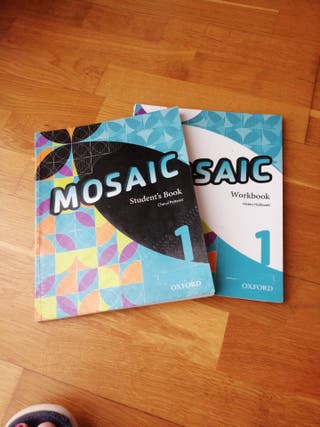 Libros Ingles 1 Eso Mosaic