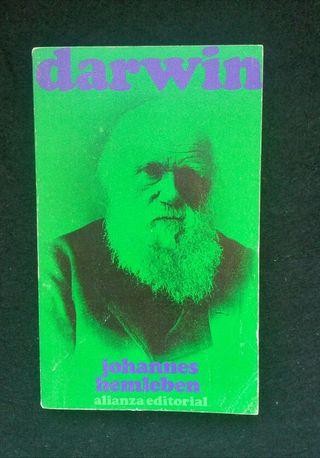 Libro Darwin.