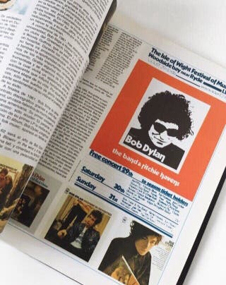 Libro Historia de la música rock.
