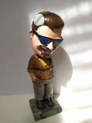 Figura coleccionista Marcus Borderlands