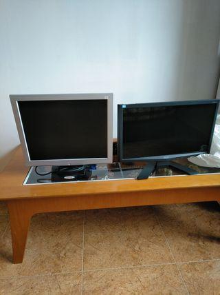 monitores de ordenador