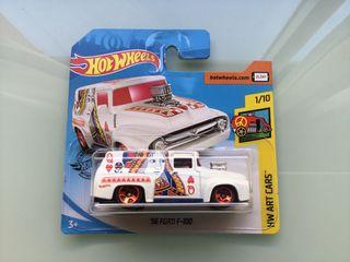 Hot wheels Ford AF-100del 56