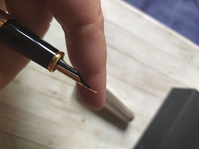Pluma estilográfica Inoxcrom