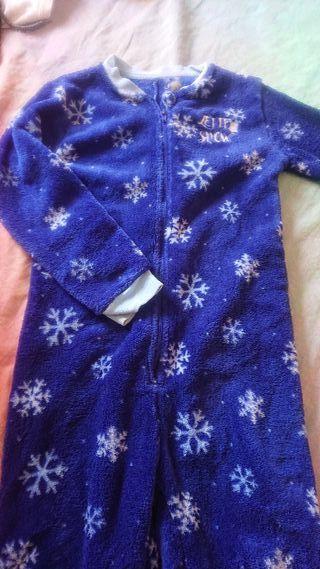 Pijama invierno niño