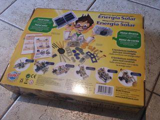 Juego energía solar