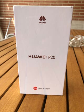 Hawei P20 doble cámara 20mp
