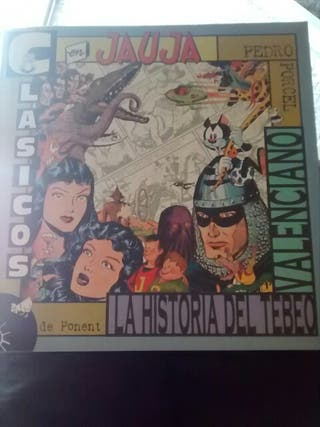La historia del Tebeo Valenciano