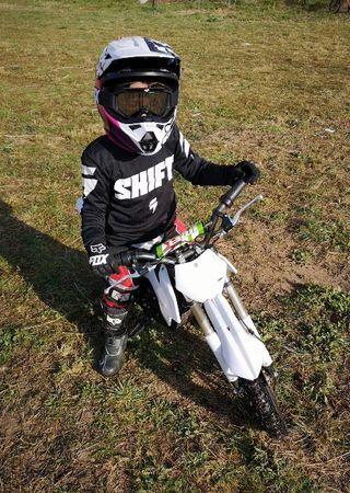 Moto electrica infantil IMR MX5