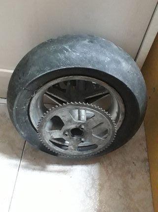 ruedas de minimoto