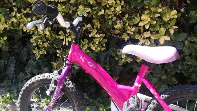 "Bicicleta infantil BH Happy 14"""