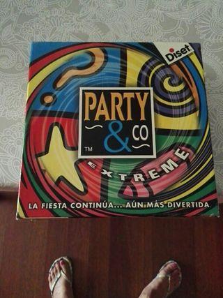 juego de mesa party & co