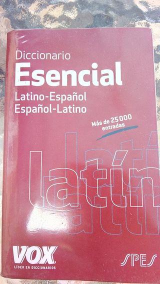 diccionario de latin
