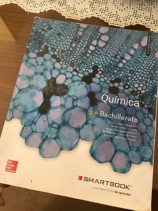 Libro Química 2 Bach