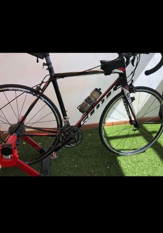 Bicicleta carretera carbono Scott CR 1 20