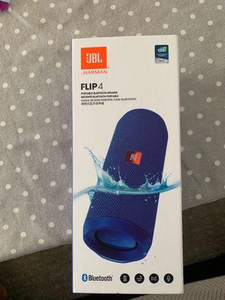 JBL flip 4 (waterproof/Bluetooth)