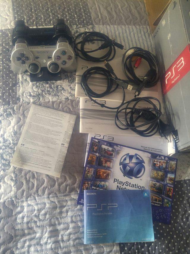 PS3 320GB Seminueva