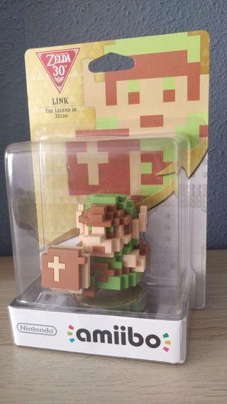 Amiibo Link 8Bits