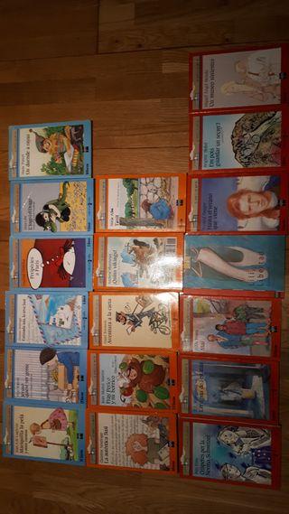 """Colección de libros """"El Barco de Vapor"""""""