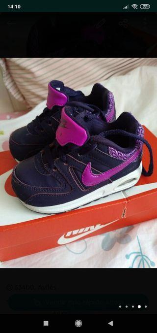 Zapatillas Nike Air Max bebe