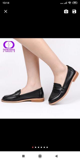 zapatos de mocasín