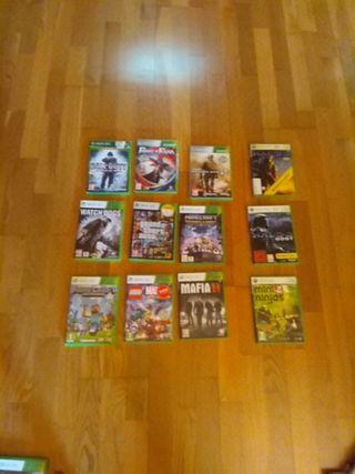 videojuegos xbox360 variados