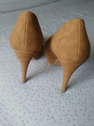 zapato tacon nuevos