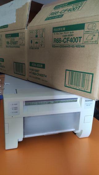 impresora Fujifilm ask 300