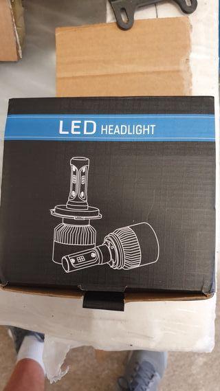 Kit de bombillas LED 6000K en H8