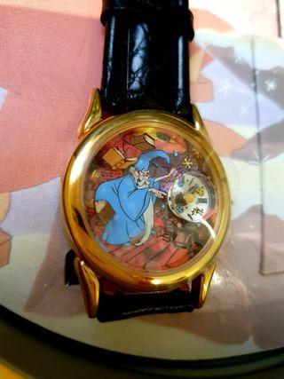 Disney merlín reloj de colección