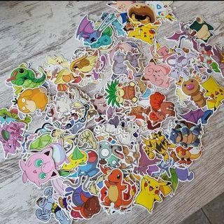 Pegatinas Pokemon
