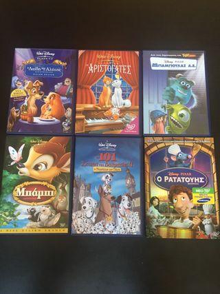DVD - Dvd's Disney (V.O.)