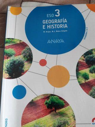 geografía e historia