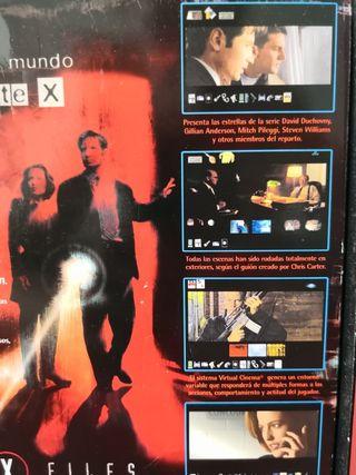 The X files juego PC/ Mac