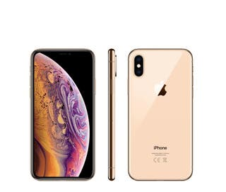 Iphone xs 64gb oro impecable