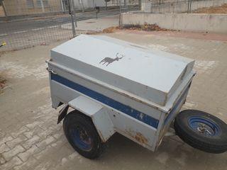 carro para transporte de animales