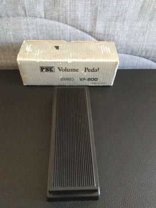 Pedal de volumen estéreo PSK VP-200