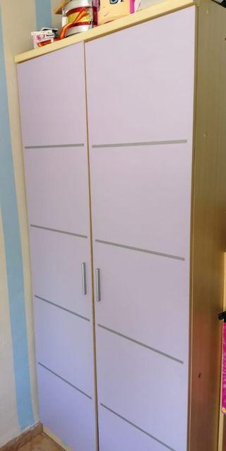 armario 2 modulos