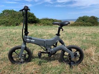 Bicicleta eléctrica plegable ESTRENAR