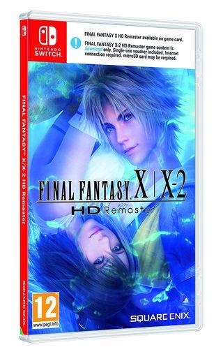 Final Fantasy X/X-2 para Switch