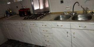 cocina completa equipada