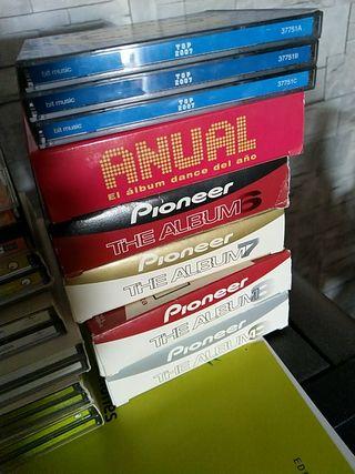 Cds de música recopilatorios