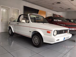 Volkswagen Golf Cabrio 1985